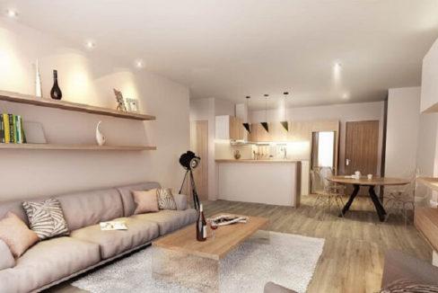 Appartement-1-chambre-Residence-La-Terrasse-Ile-Maurice-Vue-du-salon