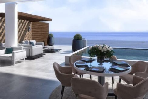 The View-Terrasse exterieur