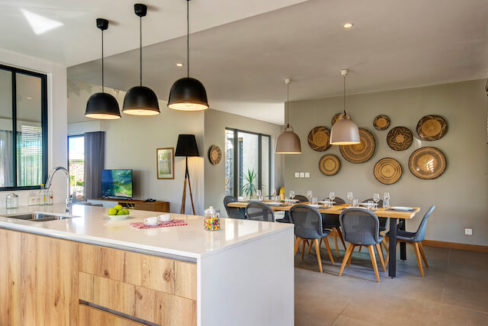 Villa Mythic Nord Kitchen - Dining