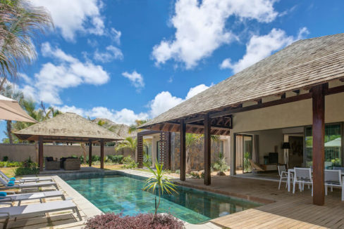 Villa Mythic Nord Pool Mauritius