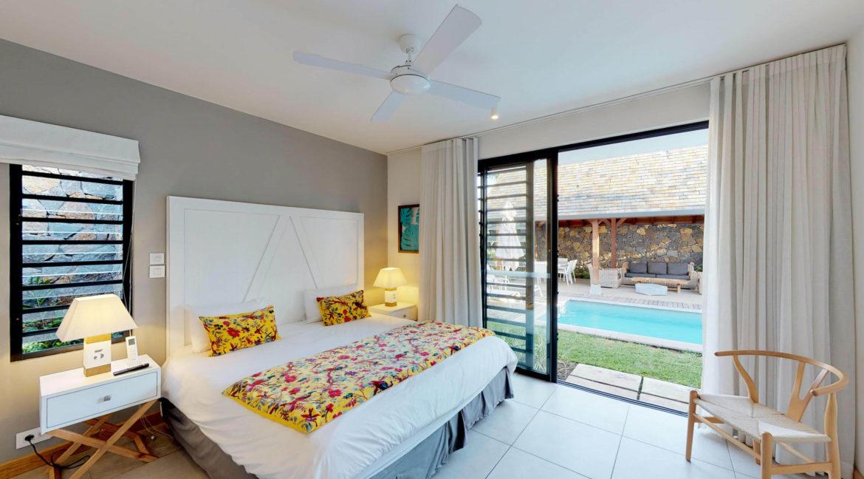 Villa Premium Ile Maurice Suite Parentale