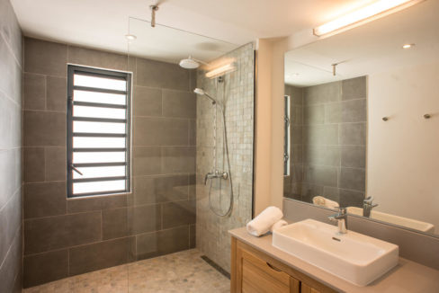 Villa Premium Ile Maurice salle de bain chambre