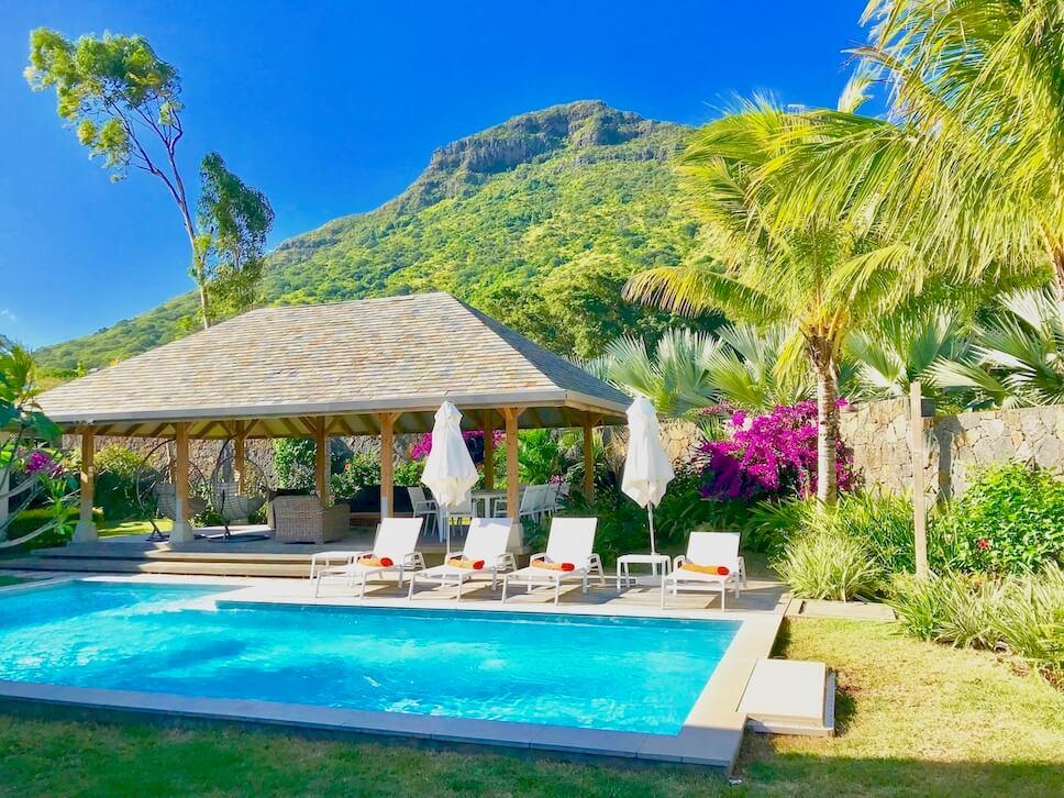 Villa Prestige à l'ouest de l'île Maurice (3 Chambres)