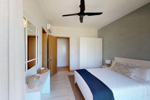 Appartement 4 chambres- Manta-Ile Maurice-Vue-de-la-chambre-une