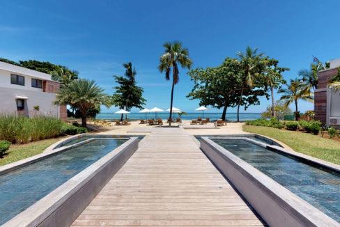 Appartement 4 chambres- Manta-Ile Maurice-Vue de la mer