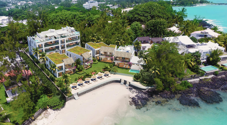 Appartement Alegria Beachfront Ile Maurice Plan