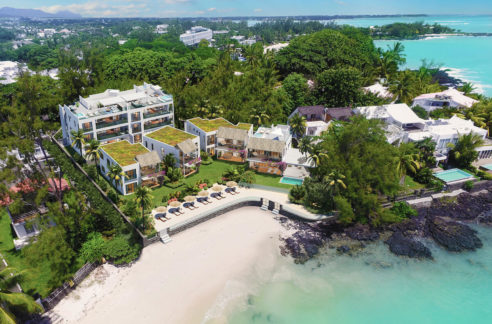 Appartement Alegria Beachfront Ile Maurice Plan