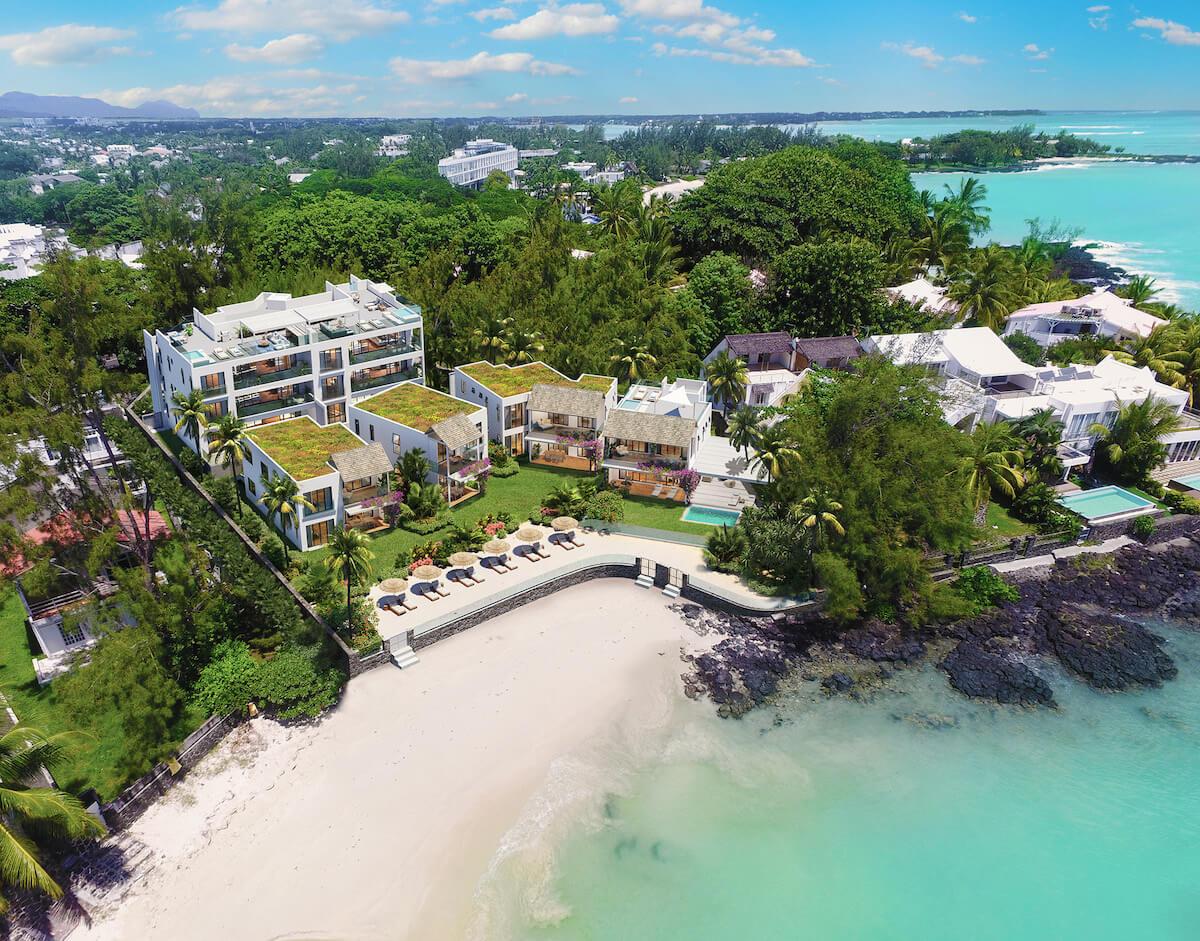 Appartement Alegria Beachfront au Nord de l'île Maurice