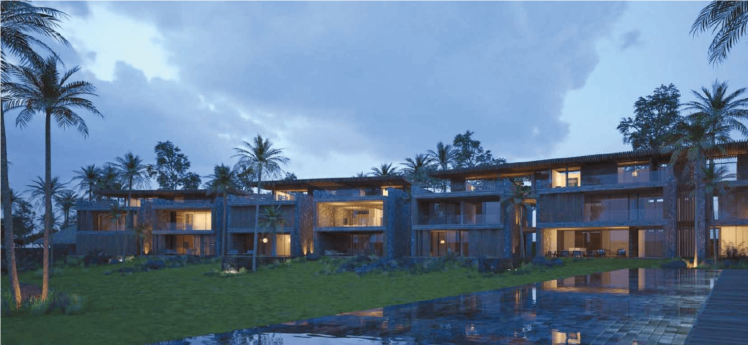 Appartement Ekor au nord de l'île Maurice